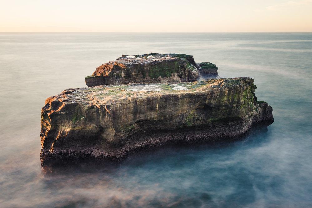 Mitchie's Sunrise • Santa Cruz