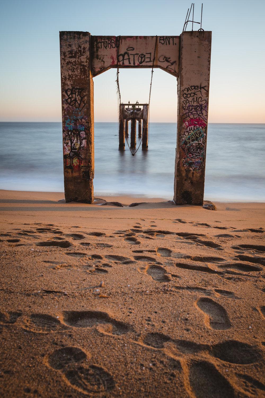 Davenport Pier • No More