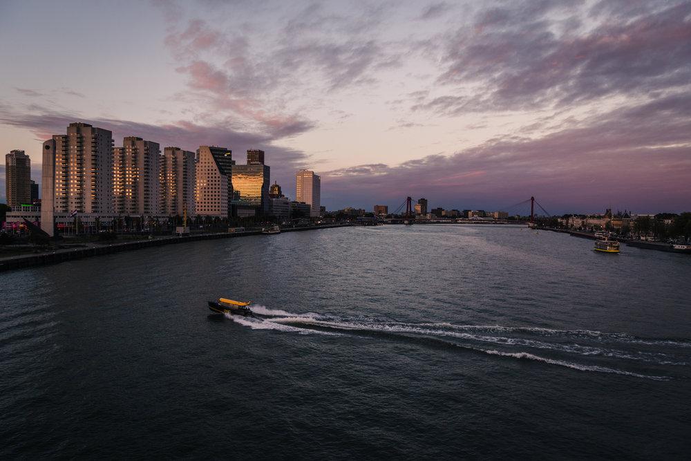 Rotterdam • Boats