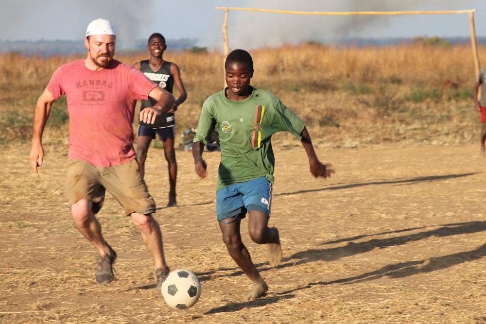 Neil Soccer Zambia.JPG