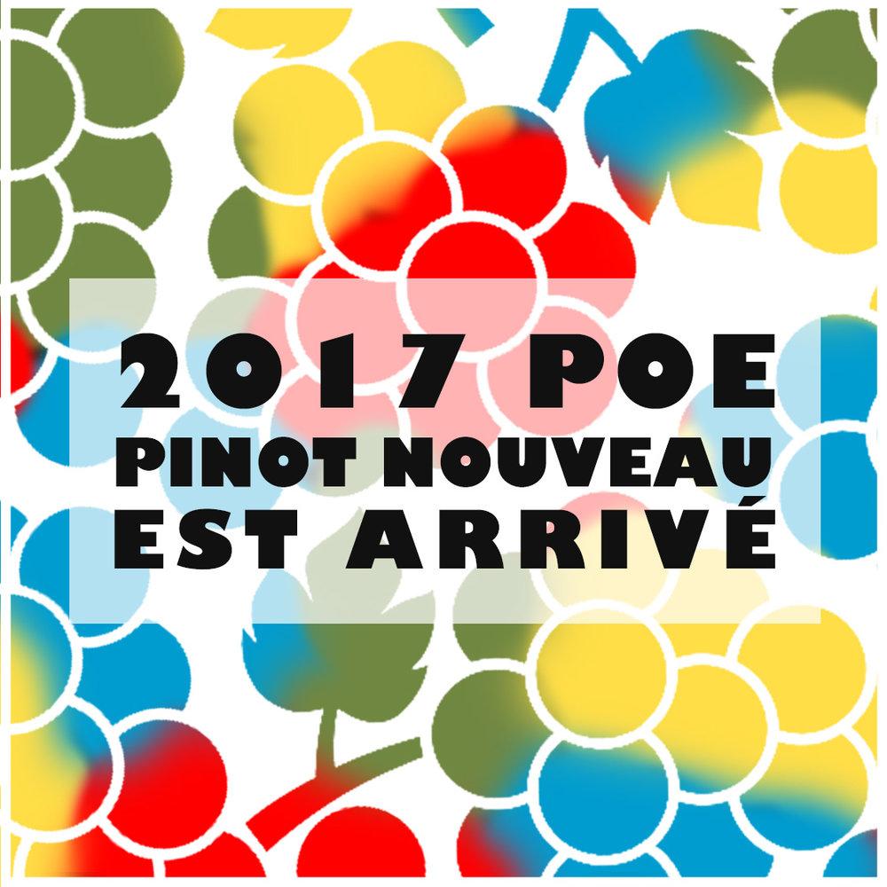 POE Pinot Nouveau