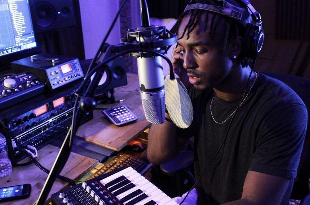 """Brian """"B Flat Trax"""" Cook, Artist, Producer & Musician"""