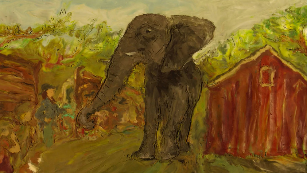 THE ELEPHANT'S SONG | Lynn Tomlinson