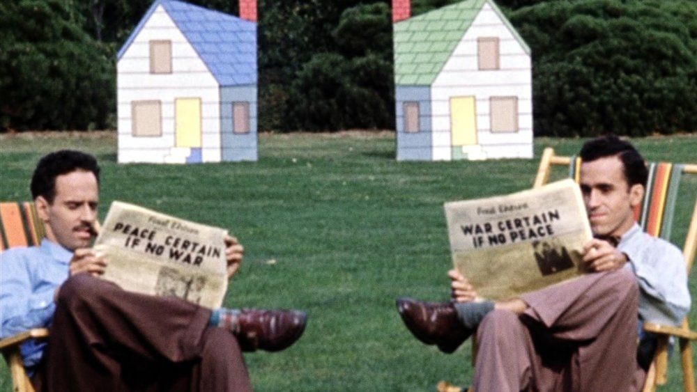 NEIGHBOURS  | Norman McLaren