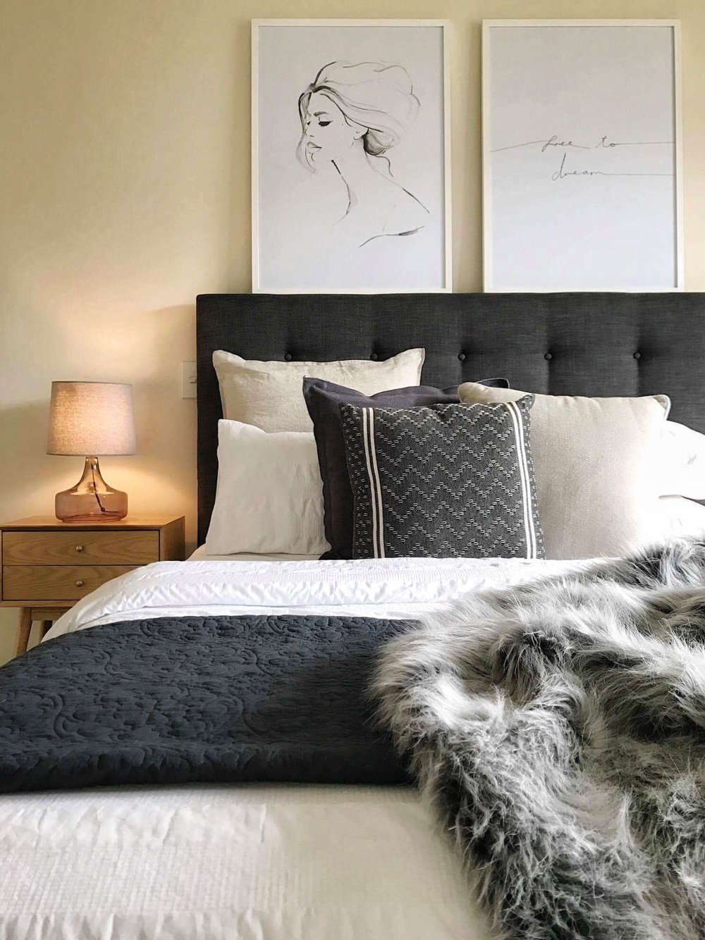LA Design - bedroom