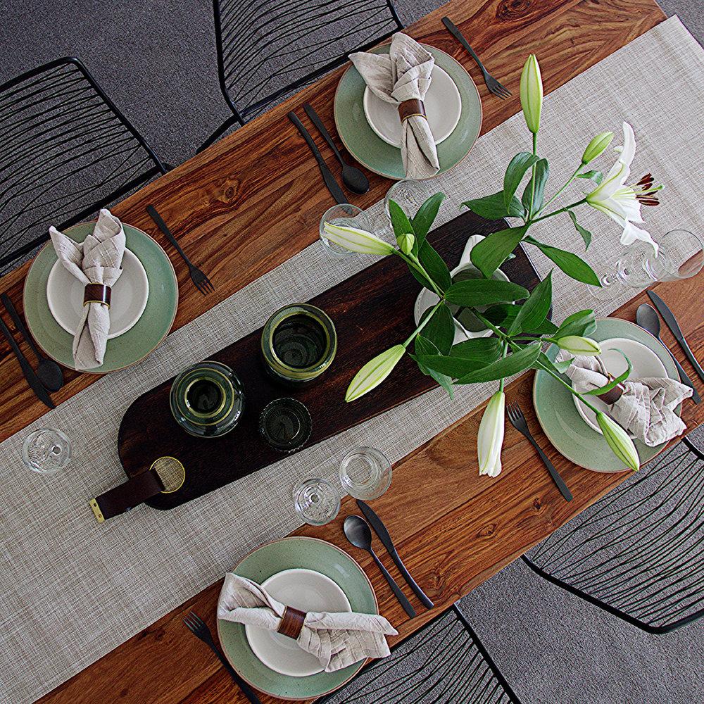 LA Design - table setting.