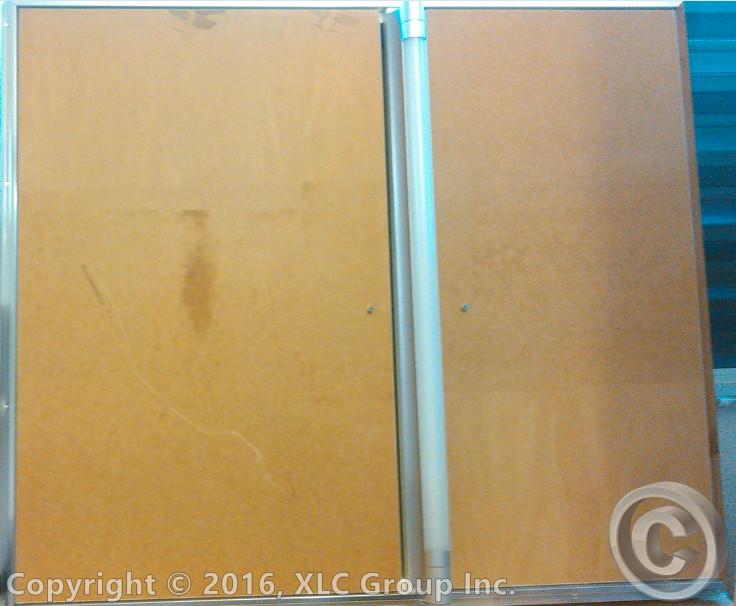Custom Medicine Cabinet w/ Fluorescent & Outlet