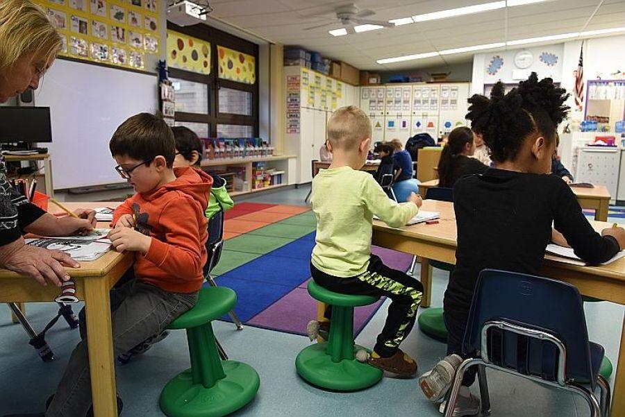 Multi-Sensory Classrooms -