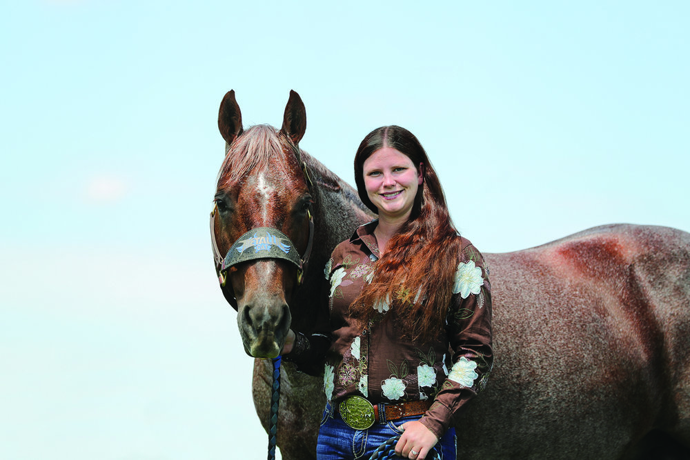 Kelsey Pecsek Hruska is the editor of  Quarter Horse News , a twice-monthly magazine focused on the Western performance disciplines of cutting, reining and reined cow horse. A native of Virginia Beach, Virginia, Kelsey graduated from Virginia Tech in 2011 with a communication degree in electronic and print journalism, as well as a specialized minor in equine writing. She now lives in Fort Worth, Texas, where she makes her home with her husband, Ben Hruska, her Paint Horse, agility dog and two cats.