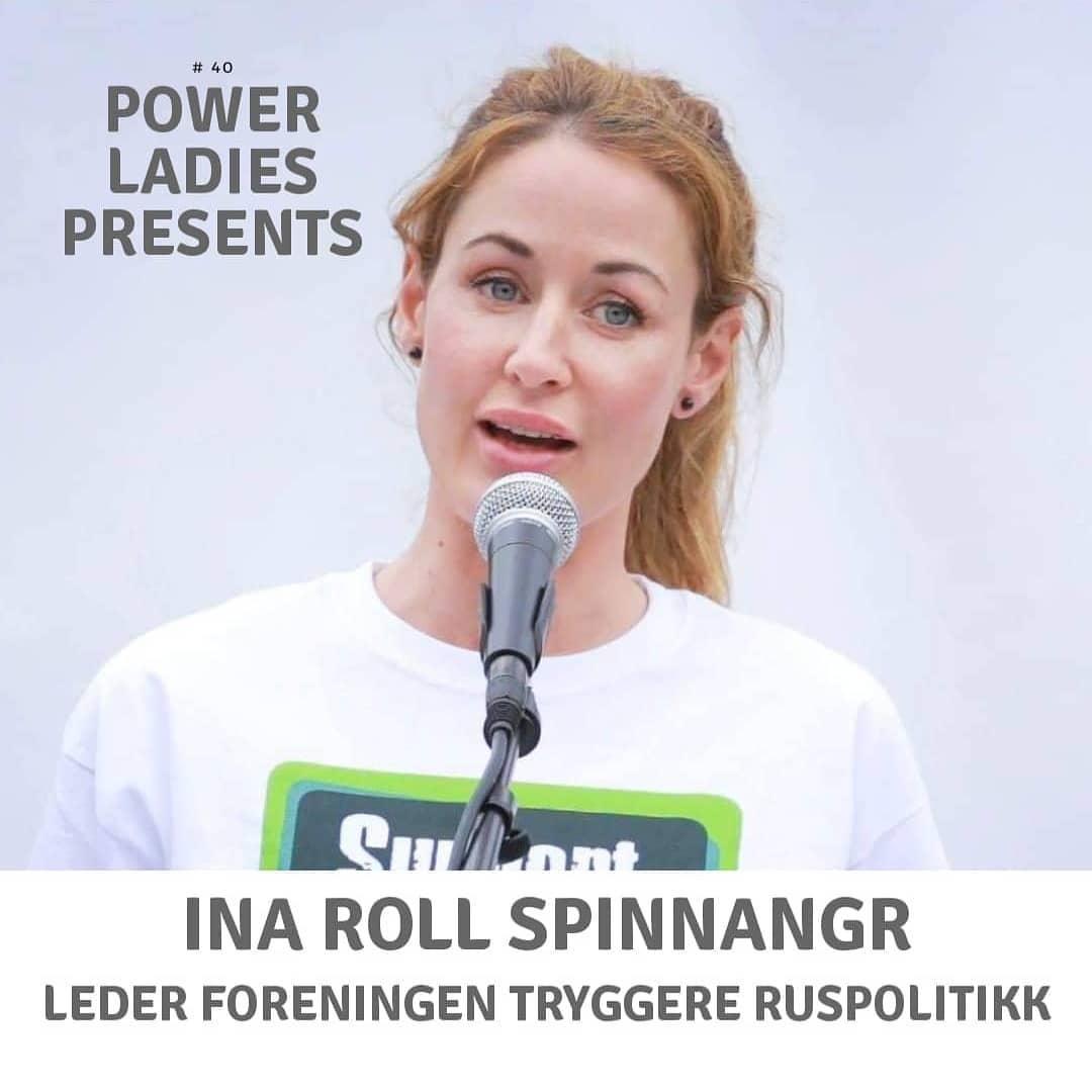 Inaroll.powerladiespodcast