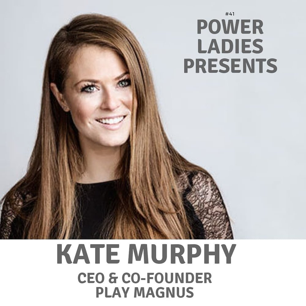 Kate Murphy power Ladies