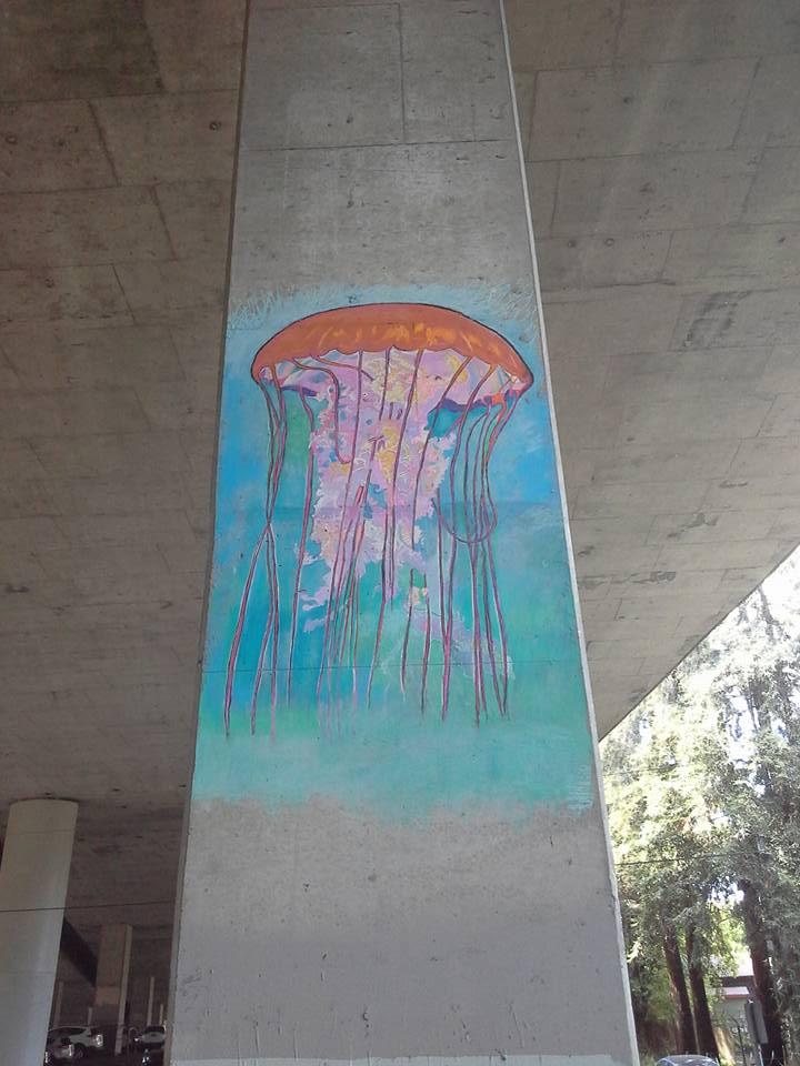 Jellyfish at Richmond underpass.jpg