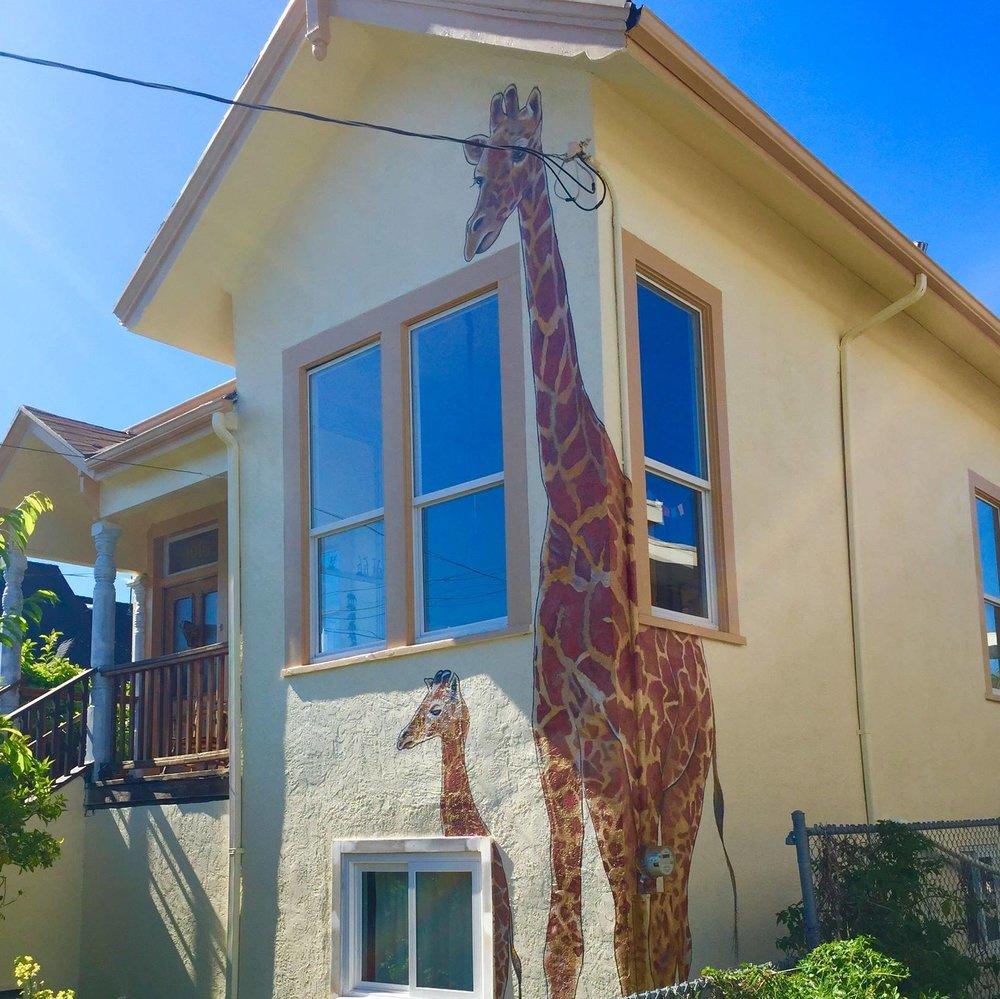 Anushka's Giraffes-1020 60th Street