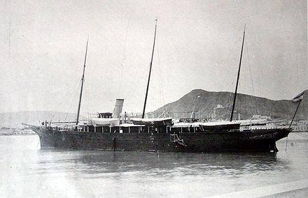 Nixie I, Yacht of Archduke Ludwig