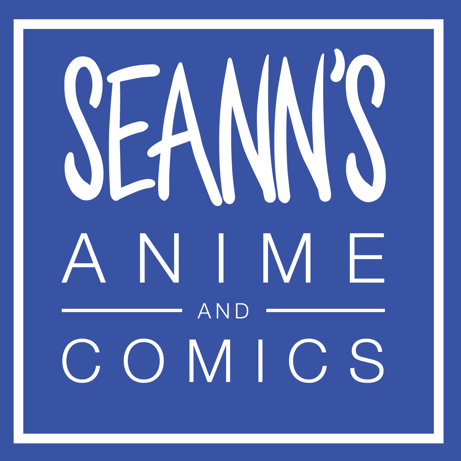Seann's Anime and Comics