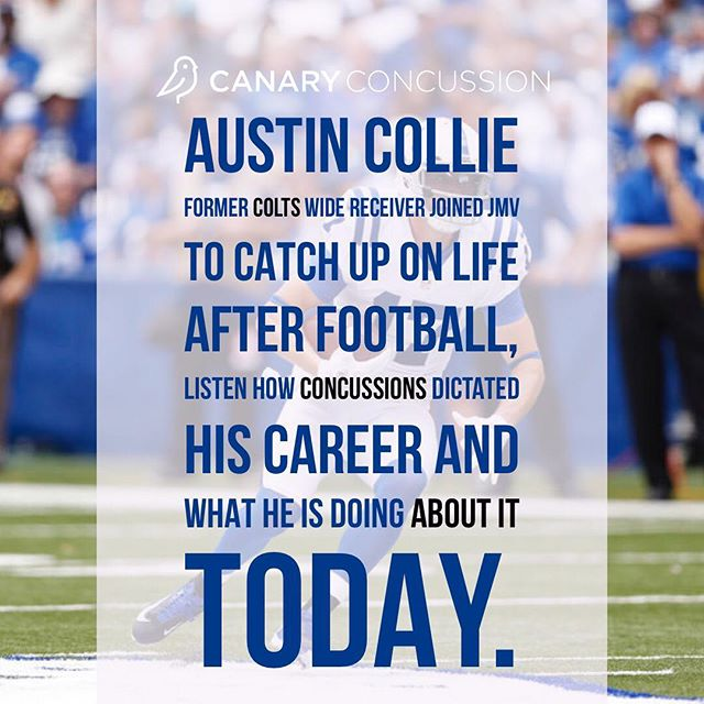 Listen to what Austin Collie is doing about it today 💪🏻 link in bio.  http://www.1070thefan.com/blogs/ride-jmv/austin-collie-enjoying-life-after-football
