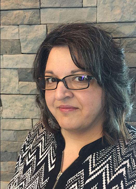 Susan Marker  Content Analyst II