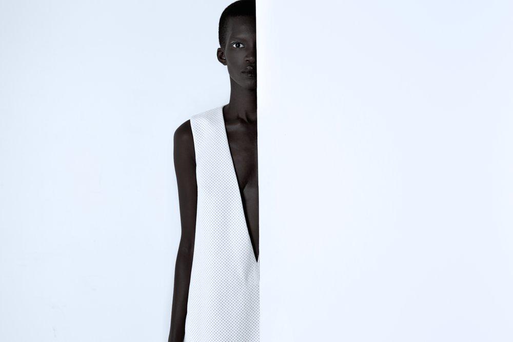 Model: Achok @Scout  Clothes: Camelia Skikos