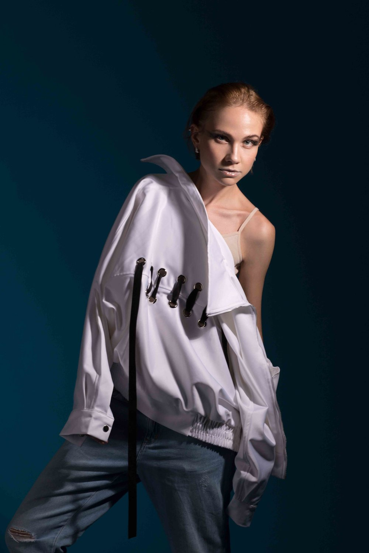 Underwear @ohmy_ru,Jacket @collapse_store ,Jeans @levis,Earrings @epl_diamond