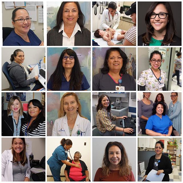The women of Venice Family Clinic— who make up 79% of our staff—are the heart of our organization, providing quality care for people in need in our community. We salute them for their compassion and expertise! #internationalwomensday