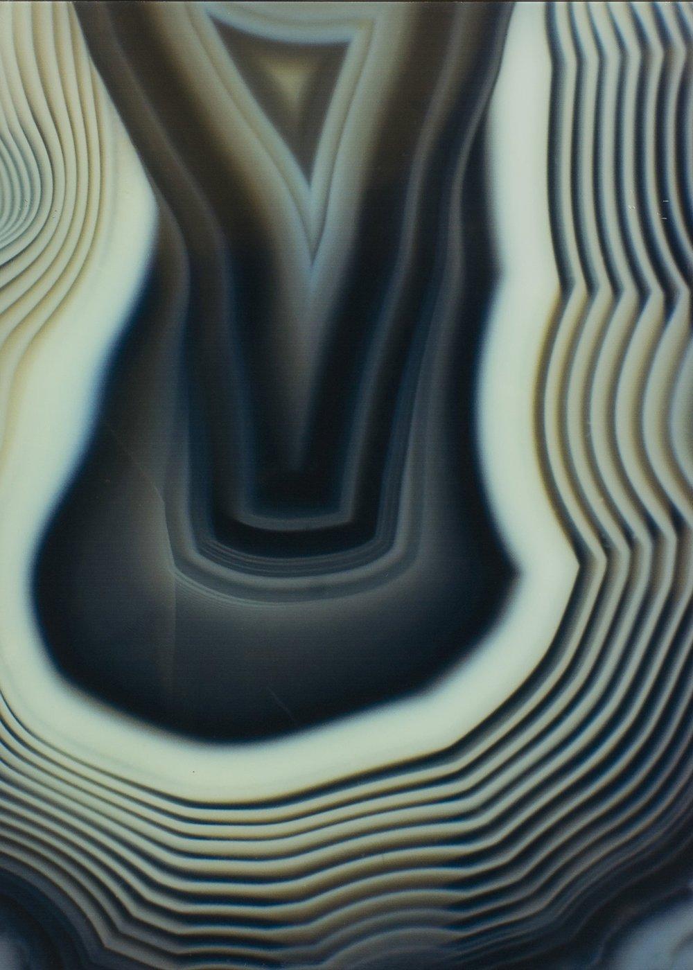 Serenity Geode Glass
