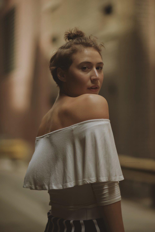 Ariana Gleckman. Indianapolis. 2017.