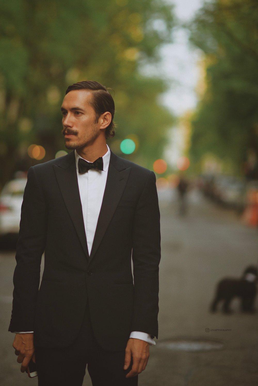 Gentleman. Manhattan, NY. 2017.