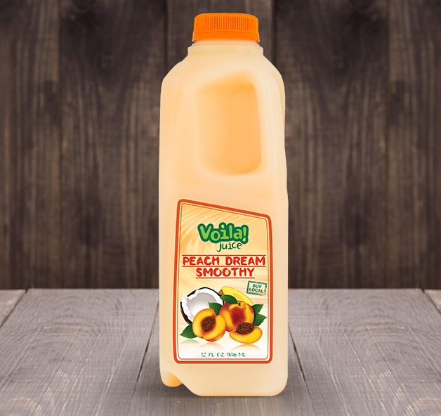 PEACH DREAM SMOOTHIE