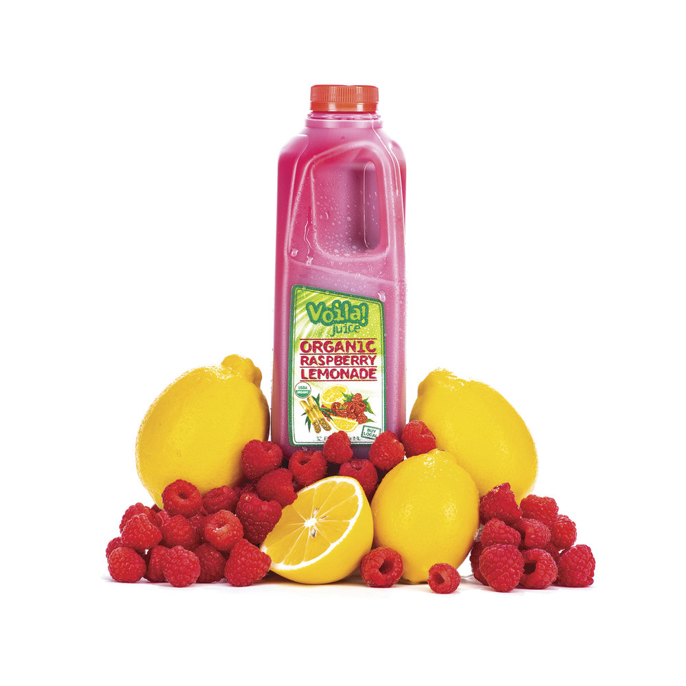 ORGANIC RASPBERRY LEMONADE