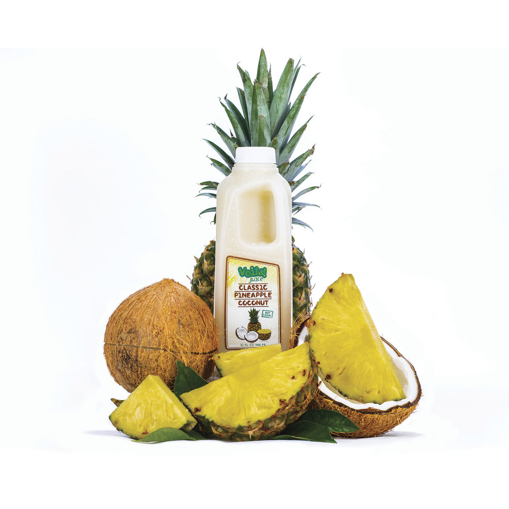 CLASSIC PINEAPPLE COCONUT