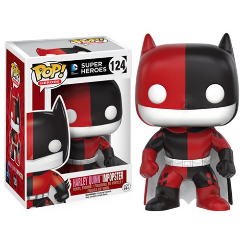 New Funko Batman Impopsters Coming in November for Wildcard Toys/Pops.news
