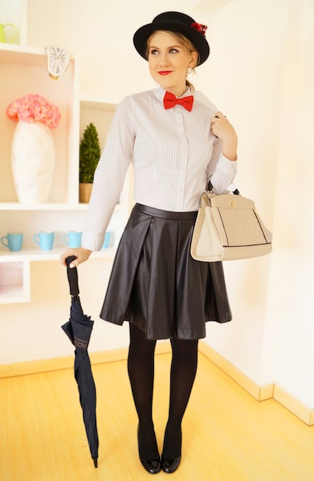Photo via  The Joy of Fashion