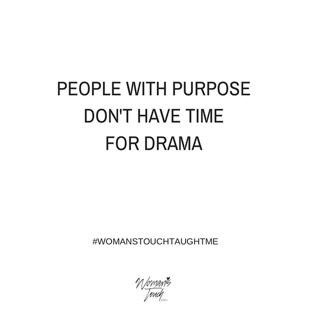 Find your purpose ♥️ #womanstouchtaughtme