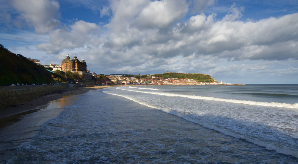 My home town, Scarborough!