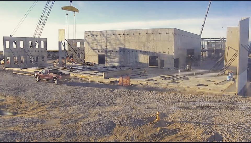 BLPA Exterior Walls