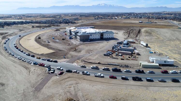 BLPA Campus Aerial View