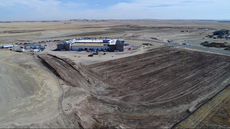 BLPA Aerial View of Football Field