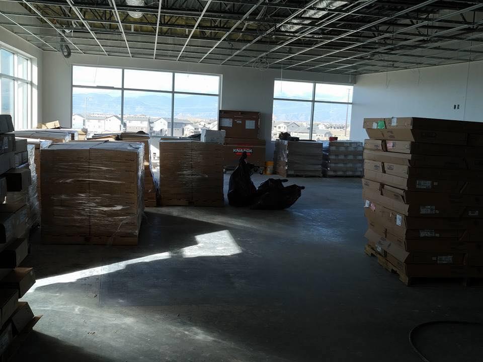 BLPA Upper Level Media Center