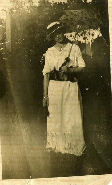 Anna's daughter Katherine, my great-great grandmother