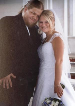 Ben and Katie - August 4, 2007 - making memories