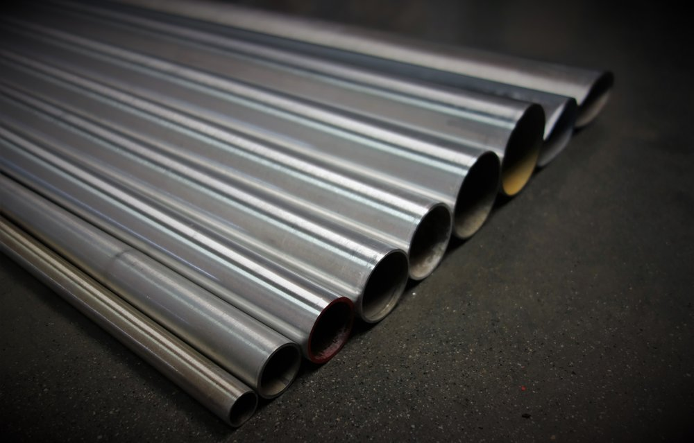 Performance is of the utmost imperative here at Low Bicycles. Each frame we design must maximize the benefits of aluminum construction to the utmost limits that the material will permit. We source only the highest quality 7005 Aluminum tubing from some of the best factories in the world.  To achieve the perfect balance between stiffness and comfort, and strength and weight, all our tubing is custom extruded to our exact specifications. Tubing diameters, wall thickness and butting are all designed and tested based on rider feedback after thousands of combined hours in the saddle.  7005 aluminum was developed in the aerospace industry, and is one of the highest quality aluminum alloys available. It is particularly suited to performance race bikes, thanks to it's excellent strength and stiffness characteristics