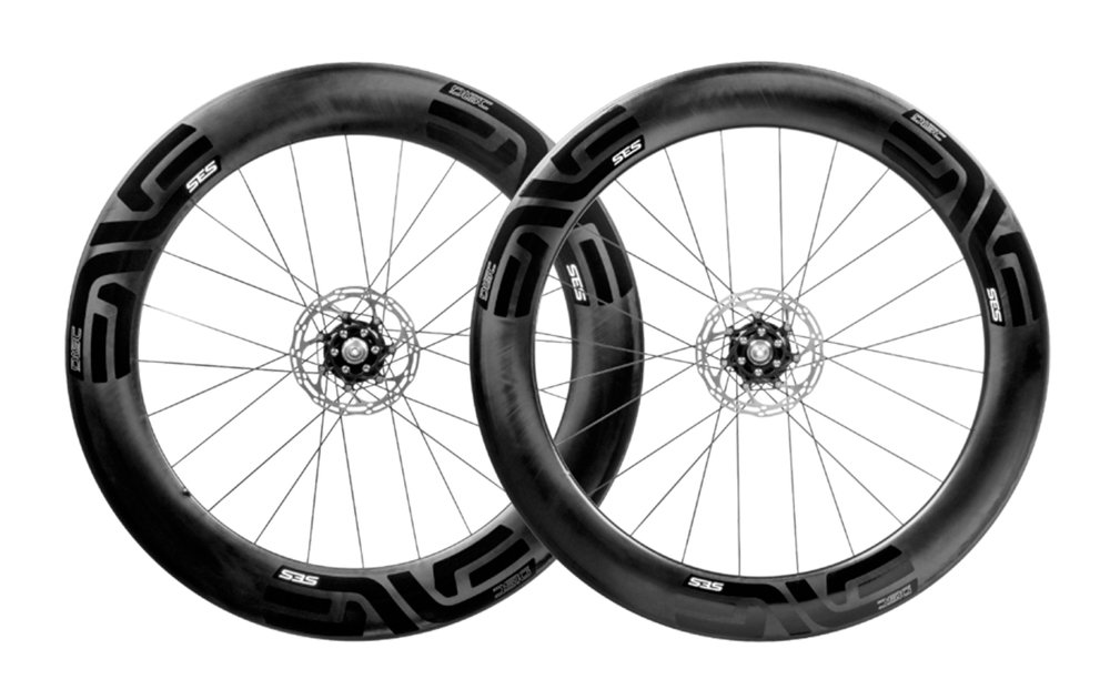 - Carbon Clincher disc brake  - Rear Rim width: 19mm/27.5mm // Rear Rim depth: 78mm  - Front Rim width: 19mm/29mm // Front Rim depth: 71mm  - Chris King R45 Ceramic Disc CL // Centerlock rotor mount  - Weight: 1,657g  - $2,699 (with purchase of frame, price includes tubes and tires)
