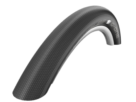 - Gravel tire  - Tubeless ready  - Available sizes: 35mm, 38mm