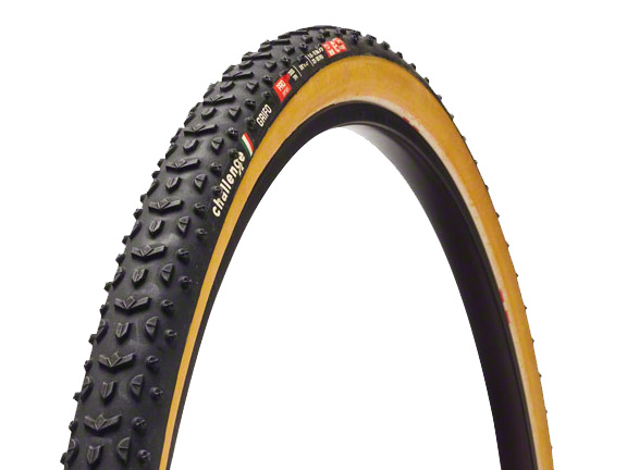 - Cyclocross tire  - Flat protection: Tread  - Available sizes: 33mm  - Weight 355g
