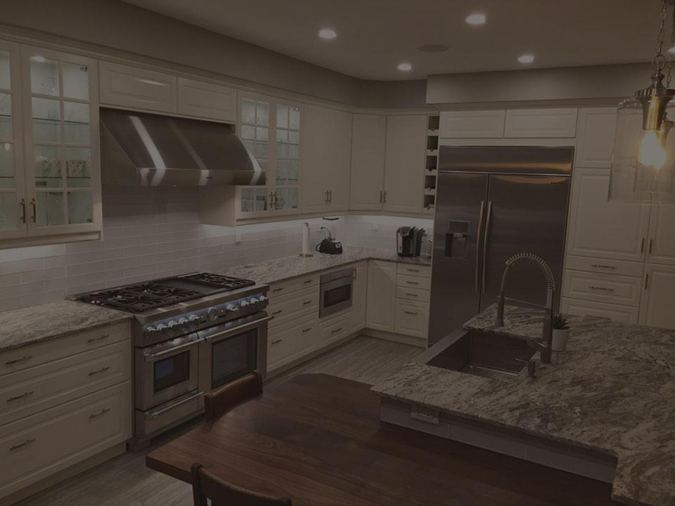Oakville Accessible Kitchen Renovation -