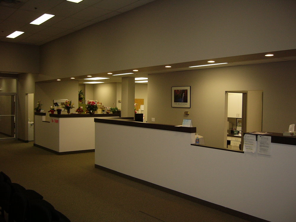 Family Medical Centre, 611 Wonderland Rd. N., Drywall,009.jpg