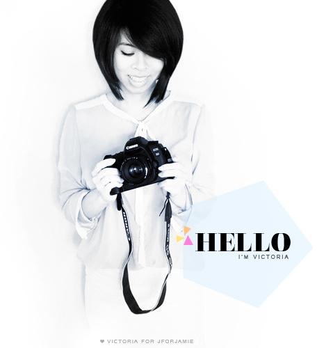 hello - Jamie