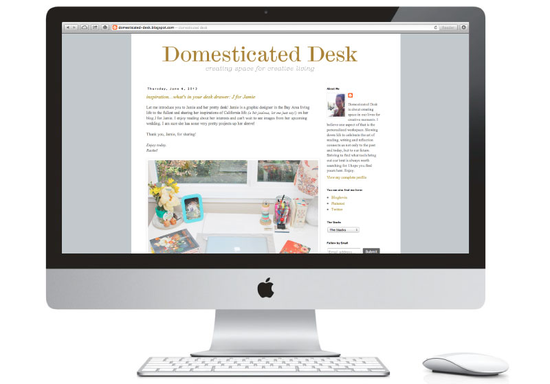 domesticateddesk
