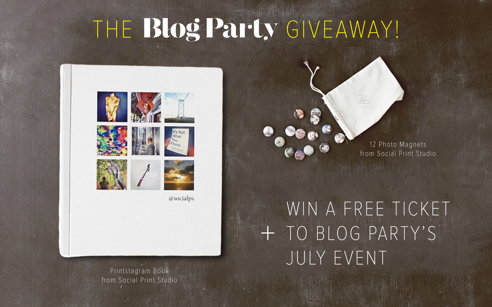 J for Jamie Blog | Blog Party Giveaway