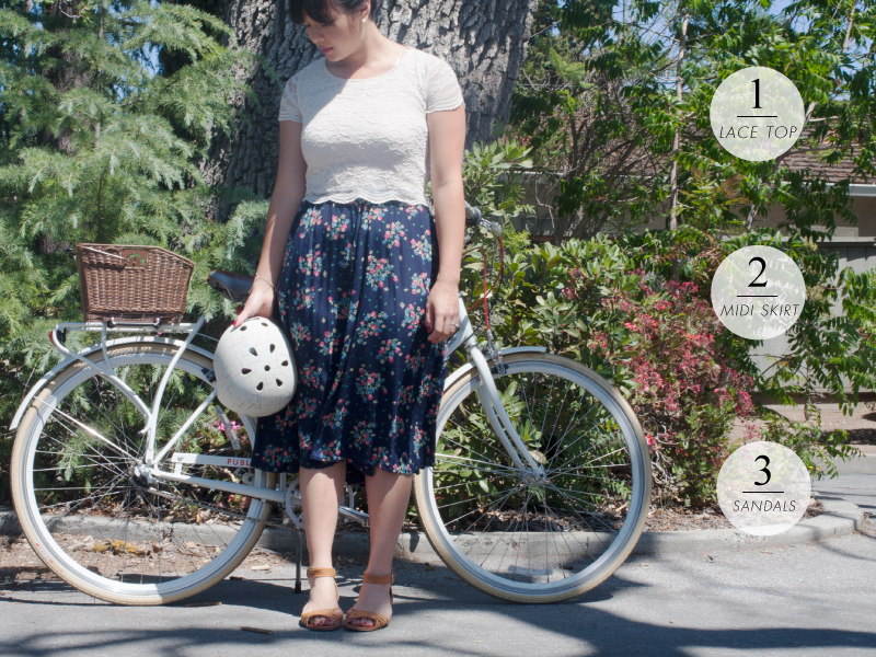 J for Jamie Blog | Bike to Work Outfits